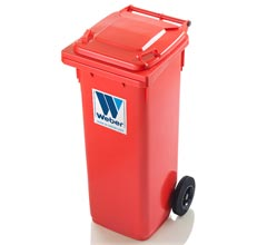 Mobile garbage bins 140 l