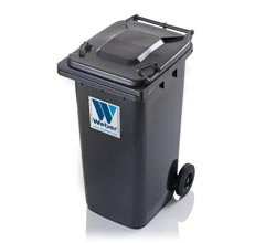 Mobile garbage bins 240 l