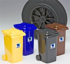 MINI Mobile garbage bins
