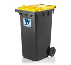 Mobile waste container 240 l